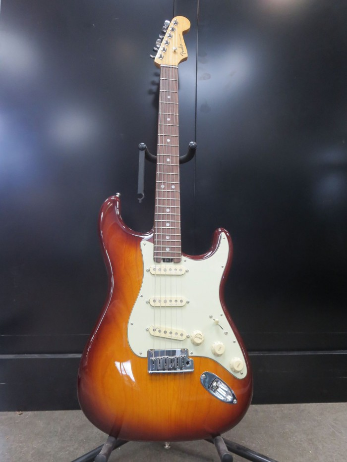 fender american elite stratocaster rosewood 2016 tobacco sunburst 5 mile pawnbrokers. Black Bedroom Furniture Sets. Home Design Ideas